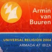 BUUREN ARMIN VAN  - CD UNIVERSAL RELIGION IBIZA-