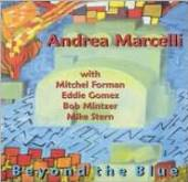 MARCELLI ANDREA  - CD BEYOND THE BLUE