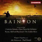 BAINTON E  - CD CONCERTO FANTASIA FOR PIANO AN