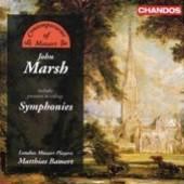 JOHN MARSH (1752-1828)  - CD SYMPHONIEN NR.2,6,7,8