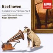 TENNSTEDT KLAUS/LPO  - CD BEETHOVEN: SYMPHONIES 6 & 8 07