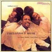 THELONIOUS MONK  - CD BRILLIANT CORNERS