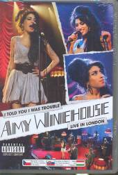 WINEHOUSE AMY  - DV I TOLD YOU I WAS ..