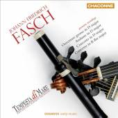 FASCH J F  - CD OUVERTURE GROSSO IN D MAJOR,CO