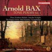 BBC PHILHARMONIC  - CD TONE POEMS VOL.2