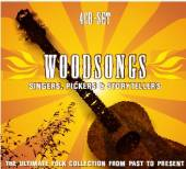 WOODSONGS - SINGERS PICKERS & ..  - CD THE CARTER FAMILY..