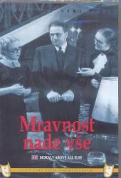 FILM  - DVD MRAVNOST NADE VSE