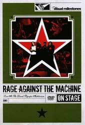 RAGE AGAINST THE MACHINE  - DVD LIVE AT THE GRAND OLYMPIC AUDI