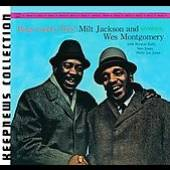 JACKSON MILT & MONTGOMERY WE  - CD BAGS MEETS WES