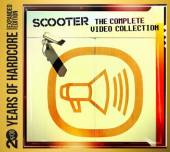 SCOOTER  - THE COMPLETE VIDEO COLLEC