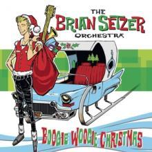 SETZER BRIAN  - CD BOOGIE WOOGIE CHR..