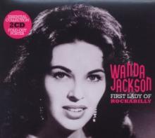 JACKSON WANDA  - 2xCDG FIRST LADY OF ROCKABILL