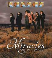 KANSAS  - MIRACLES OUT -CD+BLRY-