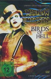 MANSON MARILYN  - BIRDS OF HELL
