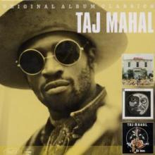 MAHAL TAJ  - CD ORIGINAL ALBUM CLASSICS