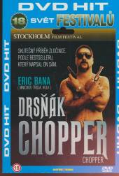 FILM  - Drsňák Chopper (Chopper) DVD