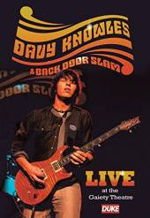 DAVY KNOWLES & BACK DOOR  - LIVE AT THE GAIETY THEATRE