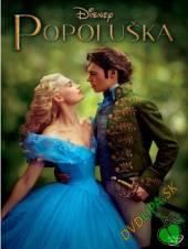 FILM  - Popoluška DVD (SK)2015 [SK dabing]