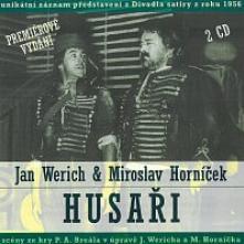 WERICH JAN/HORNICEK MILOSLAV  - HUSARI