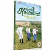 KOZLAŇACI  - CD+DVD MORAVO CD+DVD