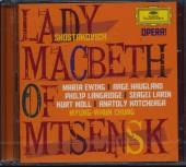 CHUNG/ORCH.DE LA BASTILLE  - 2xCD LADY MACBETH OF..