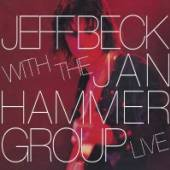 BECK JEFF/JAN HAMMER  - LIVE