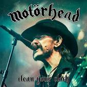 MOTORHEAD  - CLEAN YOUR CLOCK -LP+DVD- [VINYL]