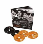 ROLLING STONES  - TOTALLY STRIPPED [4DVD+CD]