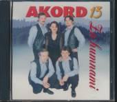 AKORD  - CD ZA HUMNAMI 13