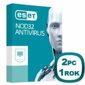 Eset  - ESET NOD32 ANTIVÍRUS 10 2PC NA 1 ROK