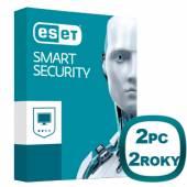 Eset  - ESET SMART SECURITY 10 2 PC NA 2 ROKY