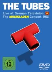 TUBES THE  - LIVE AT GERMAN TELEVISION - THE MUSIKLADEN 1981