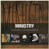 MINISTRY  - ORIGINAL ALBUM SERIES