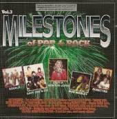 VARIOUS  - CD Milestones of Pop & Rock Vol.3