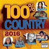 VARIOUS  - 100% COUNTRY 2016