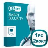 ESET  - ESET SMART SECURITY: KRABICOVÁ LICENCIA 1 PC NA 2 ROKY