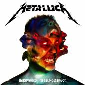 METALLICA  - HARDWIRED..TO SELF-DESTRUC