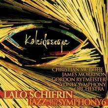 SCHIFRIN LALO  - CD OST KALEIDOSCOPE -JAZZ MEETS