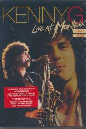 KENNY G  - DVD LIVE AT MONTREUX 1987 - 1988