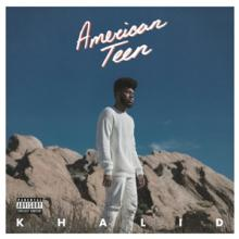 KHALID  - CD AMERICAN TEEN