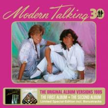 MODERN TALKING  - 3xCD 1ST ALBUM+LET'S..