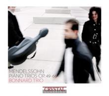 BONNARD TRIO  - CD PIANO TRIOS OP 49 66