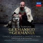 CENCIC MAX EMANUEL  - CD PORPORA GERMANICO IN GERMANIA
