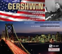 GERSHWIN G.  - CD PIANO CONCERTOAN AMERICAN