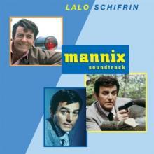 SCHIFRIN LALO  - CD MANNIX / O.S.T.