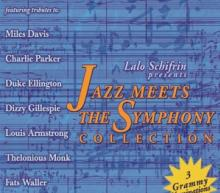 SCHIFRIN LALO  - CD JAZZ MEETS SYMPHONY COLLECTION (4 CD)