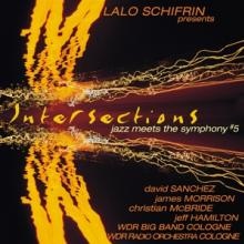 SCHIFRIN LALO  - CD INTERSECTIONS: JA..