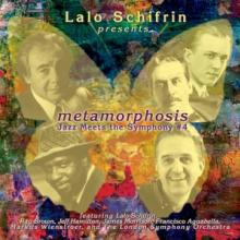 SCHIFRIN LALO  - CD METAMORPHOSIS