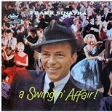 SINATRA FRANK  - VINYL SWINGIN' AFFAIR [VINYL]