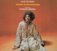 ALICE COLTRANE (PHAROAH SANDER..  - VINYL JOURNEY IN SAT..